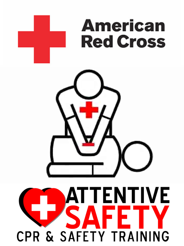 adult first aid/cpr/aed - attentive safety
