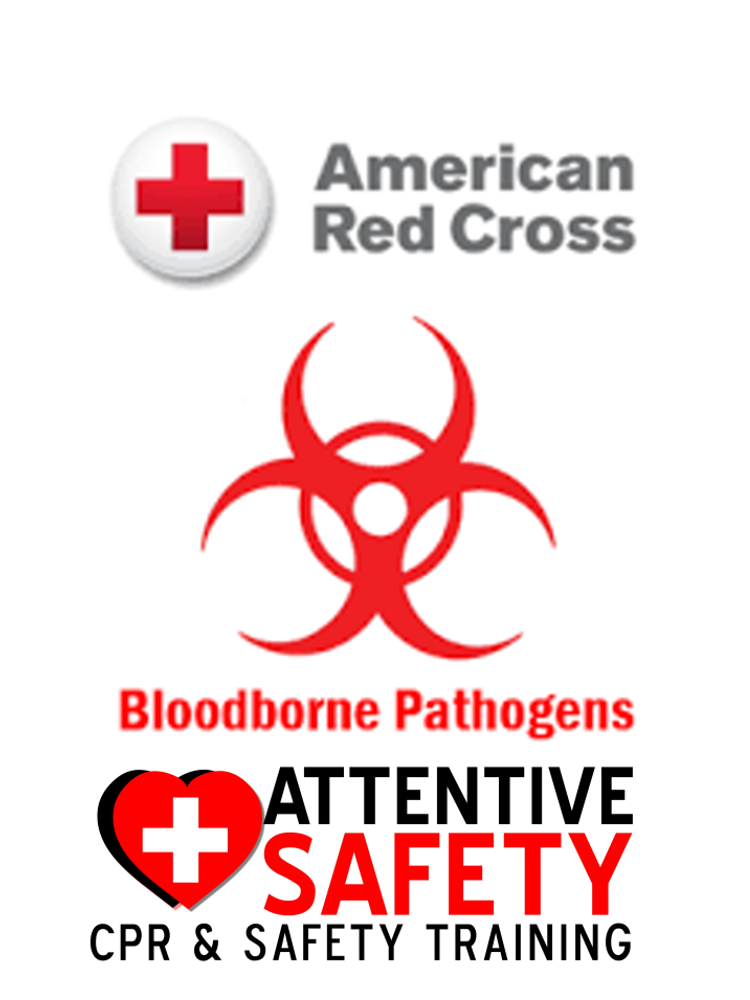 Bloodborne Pathogens Attentive Safety Cpr First Aid Acls Bls