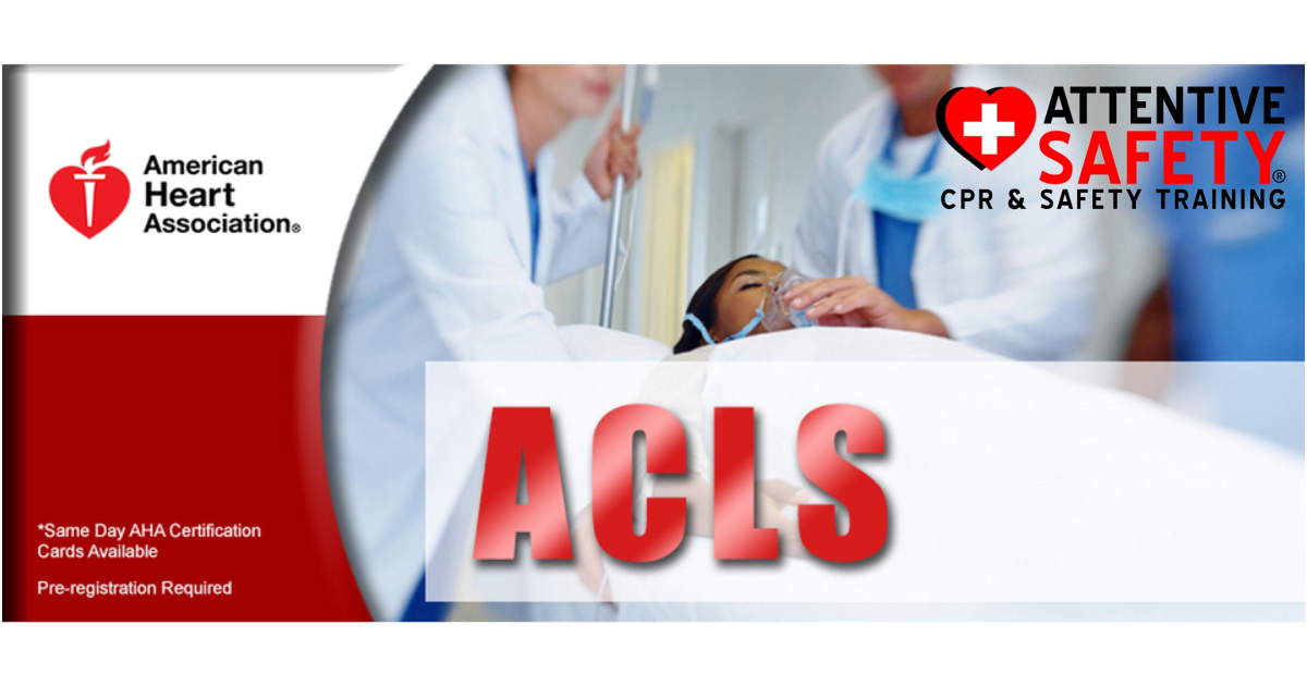 American Heart Association ACLS Provider