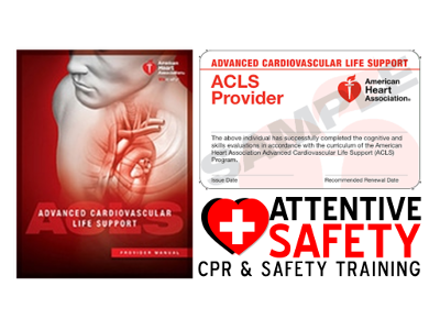 ACLS Skills Session in Cobb County