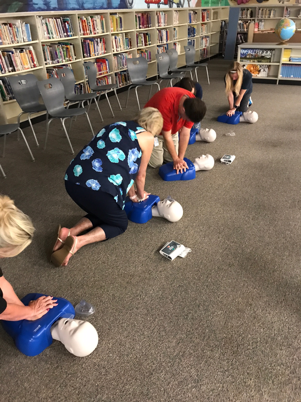 Montgomery Alabama CPR Classes