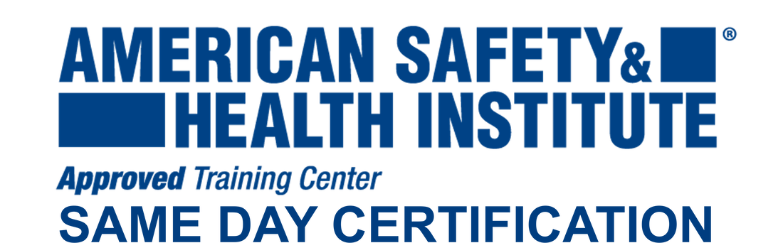 Attentive Safety CPR and Safety Training is an ASHI Approved Training Center