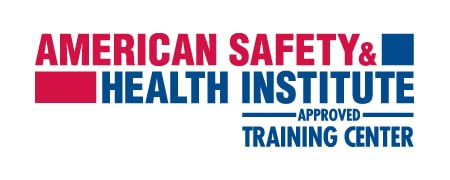 https://www.attentivesafety.com/certifications.html American Safety and Health Institute Approved Training Center