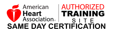 Attentive Safety is an American Heart Association Authorized Training Site