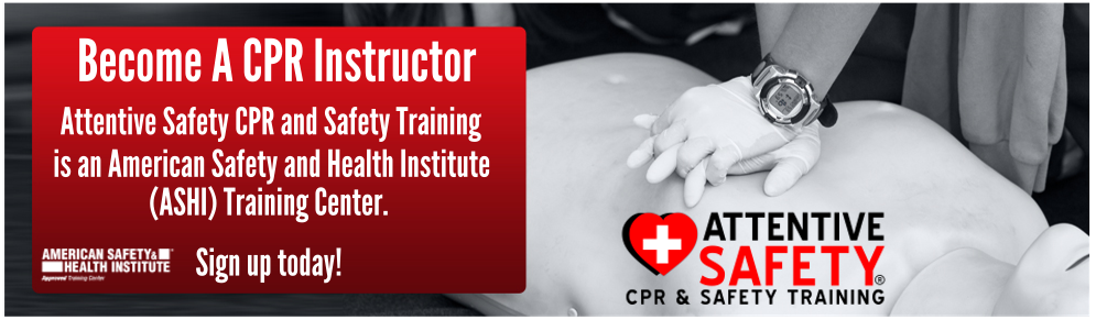 Become A CPR Instructor