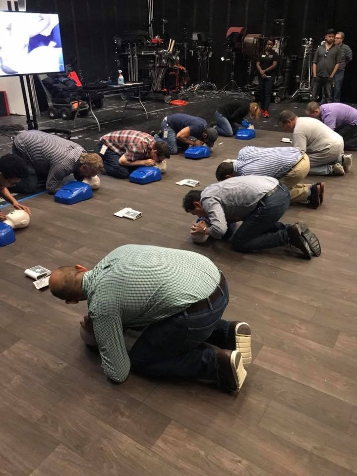 Reston, Virginia Attentive Safety CPR and Safety Training