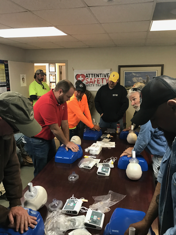 Portland Maine Cpr First Aid Aed And Bls Training Attentive Safety