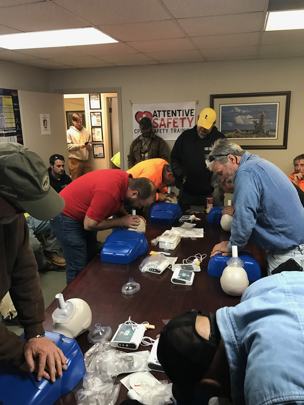Las Vegas, Nevada CPR First Aid AED and BLS Classes