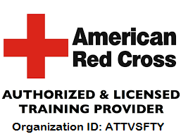 https://www.attentivesafety.com/certifications.html American Red Cross Authorized and Licensed Training Provider