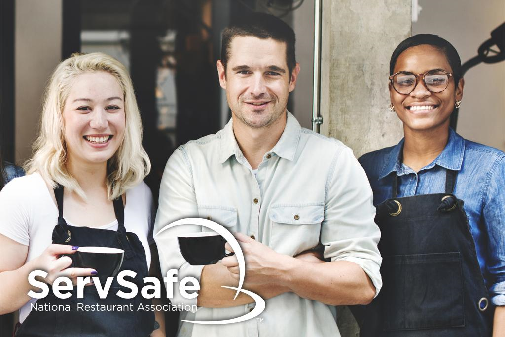 ServSafe® Food Safety Manager​ Attentive Safety